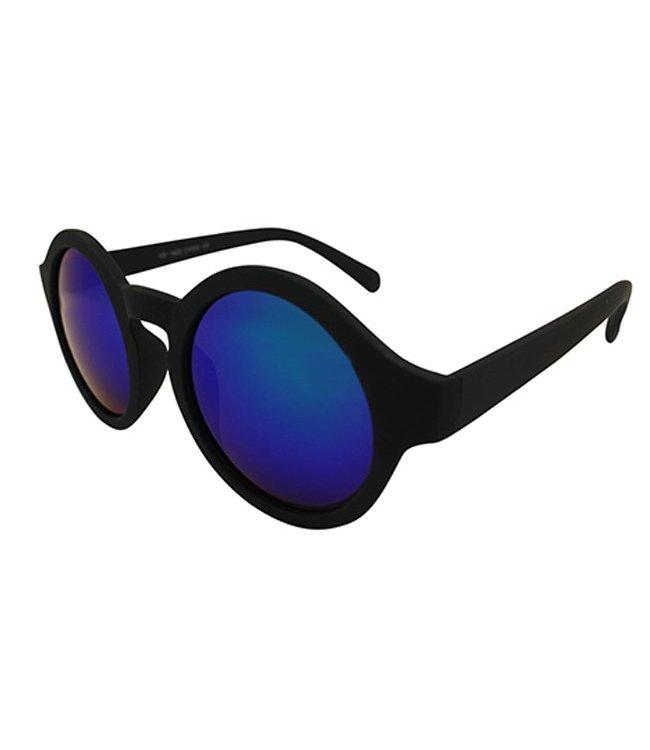 Ronde Spiegelglas Zonnebril