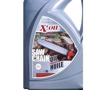 X'oil kettingzaagolie 5L