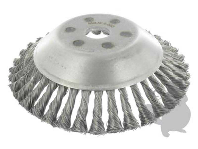 Onkruidborstel bosmaaier   diameter 200mm