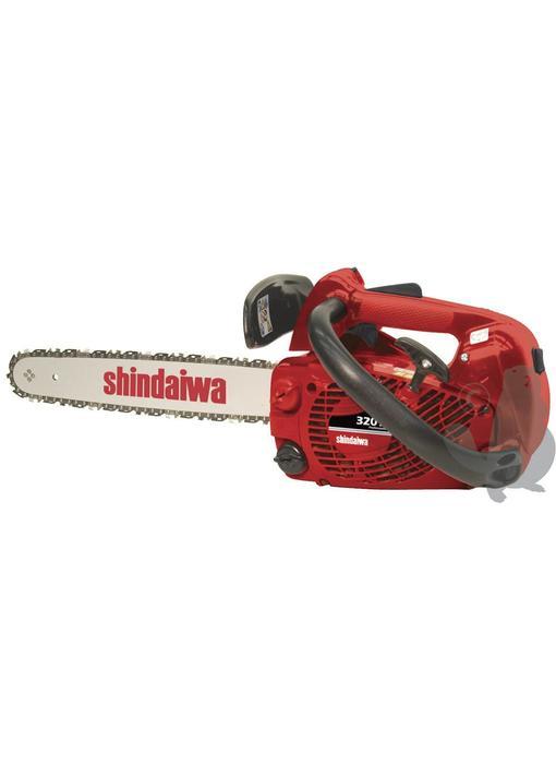 Shindaiwa 320TS tophandle kettingzaag   alleen geschikt voor gecertificeerde profesional