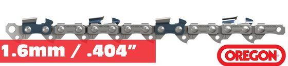 Oregon 1.6mm .404 zaagkettingen en zaagbladen