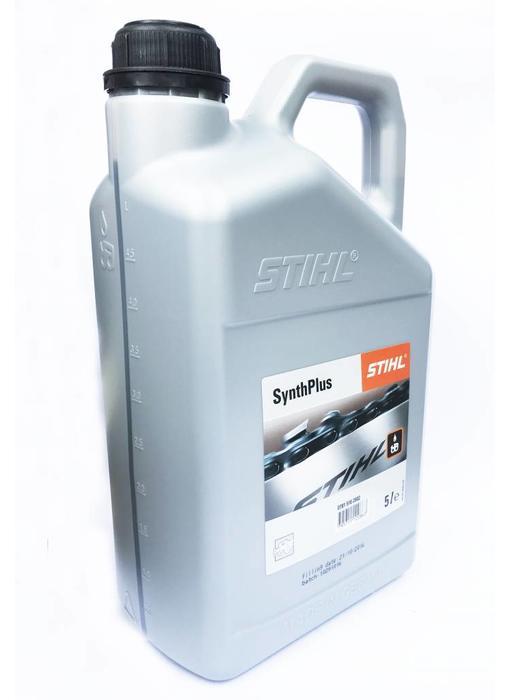 Stihl kettingzaagolie Synthplus 5L
