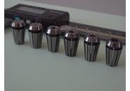 6 pieces ER12 collets