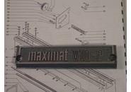 Emco Maximat V10-P Unterteile: Name Plate
