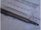 Emco Maximat V10-P Parts: Lead screw M (Metric)