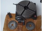 Emco Maximat V10-P or FB-2 rotary table ø150mm NOS