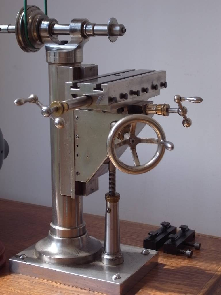 home made milling machine