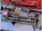 Emco Unimat SL Drehbank mit Vertikale Fräseinrichtung