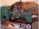 Lorch LAS 65x285mm Precision Screwcutting Lathe (1962)