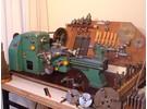 Lorch LAS 65x285mm Präzisions Leitspindel Drehbank (1962)