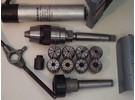 Emco Maximat V10p Fräs und Bohrvorrichtung