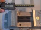 Emco 84mm Machine Vice and Swivel Base