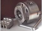 Verkauft: Emco 3-Backen Futter ø100mm + Schaublin W20 Flansch
