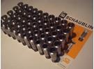 Schaublin W25 Spannzangen 0.5-25mm 50 Stück