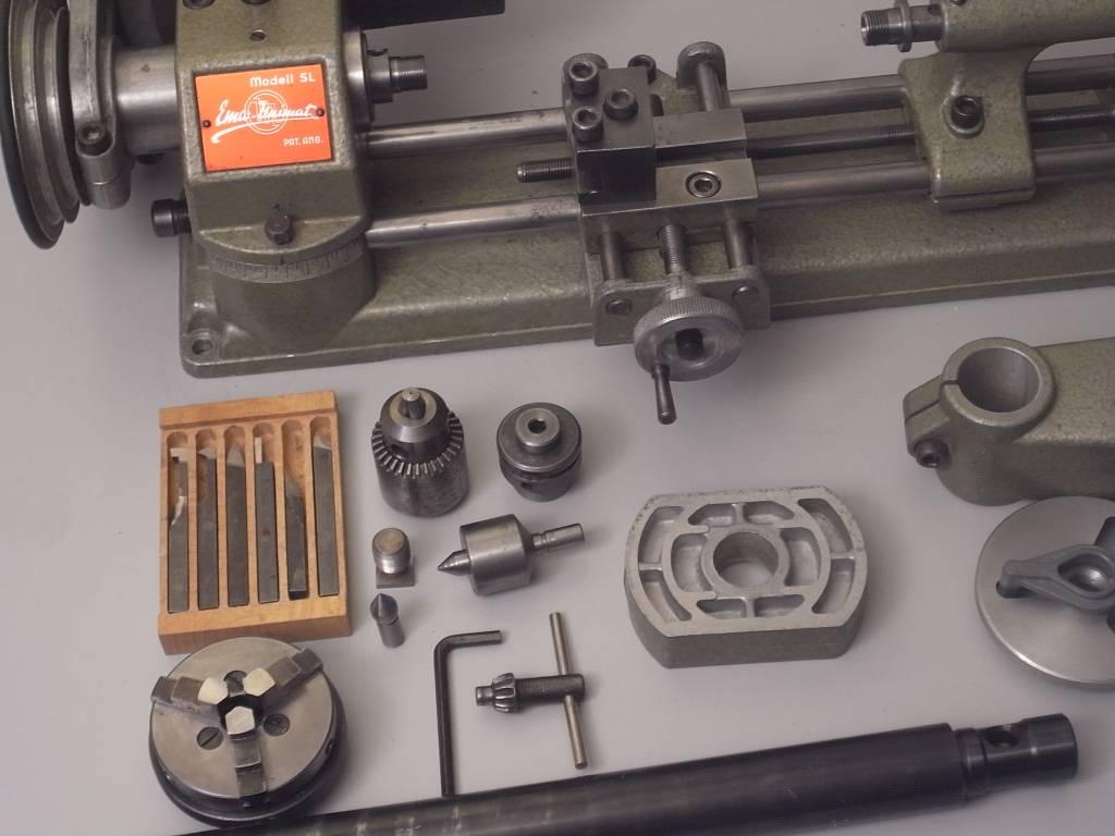 emco machine tools