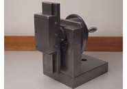 Vertikale und horizontale Drehbare Vertikalschlitten