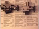 Schaublin 70 Sliding External-turning Toolhoder and Sliding Internal Toolholder
