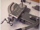 Verkauft: Habegger JH 102 Zubehör: Schleifsupport mit Sonderanschlägen