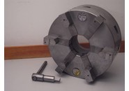 Sold: Pratt Burnerd 6 Jaw Griptru Scroll Chuck ø250mm