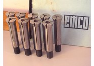 Emco Maximat Emcomat L15 Collets 9 Pieces