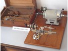 Lorch 8mm Drehbank mit Multifix M80 Motor