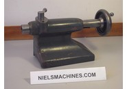 Schaublin 102 Parts: Screw Operated Tailstock with 2º taper