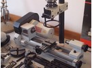 Emco Unimat 3 Drehmaschine mit Fräs und Bohrvorrichtung und extra Motor