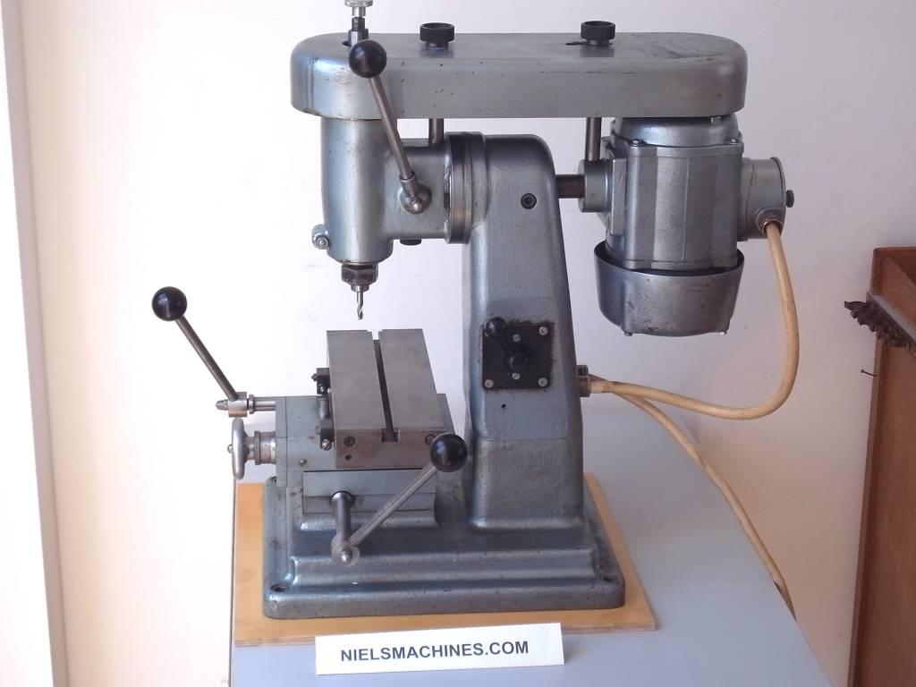 Uhrmacher fräsmaschine