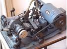Henri Hauser Pivot Polisher Burnishing Machine Type 241