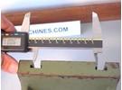 Emco Maximat Super 11 Aufspannwinkel, Winkelaufspannplatte für Fräsbearbeitung 175x140mm