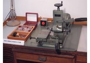 Jean Greub Präzisions-Uhrmacher Fräsmaschine ø6mm Swiss