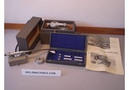 Sold: Jean Widmer Jema Steiner machine for balancing balance wheels without disassembling