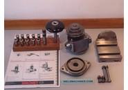 Simonet Fräsapparat W12 für DC 102 und DZ 450 Drehbank