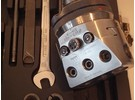 Wohlhaupter UPA2 Universal Plan und Ausdrehkopf mit Schaublin W20 Aufnahme