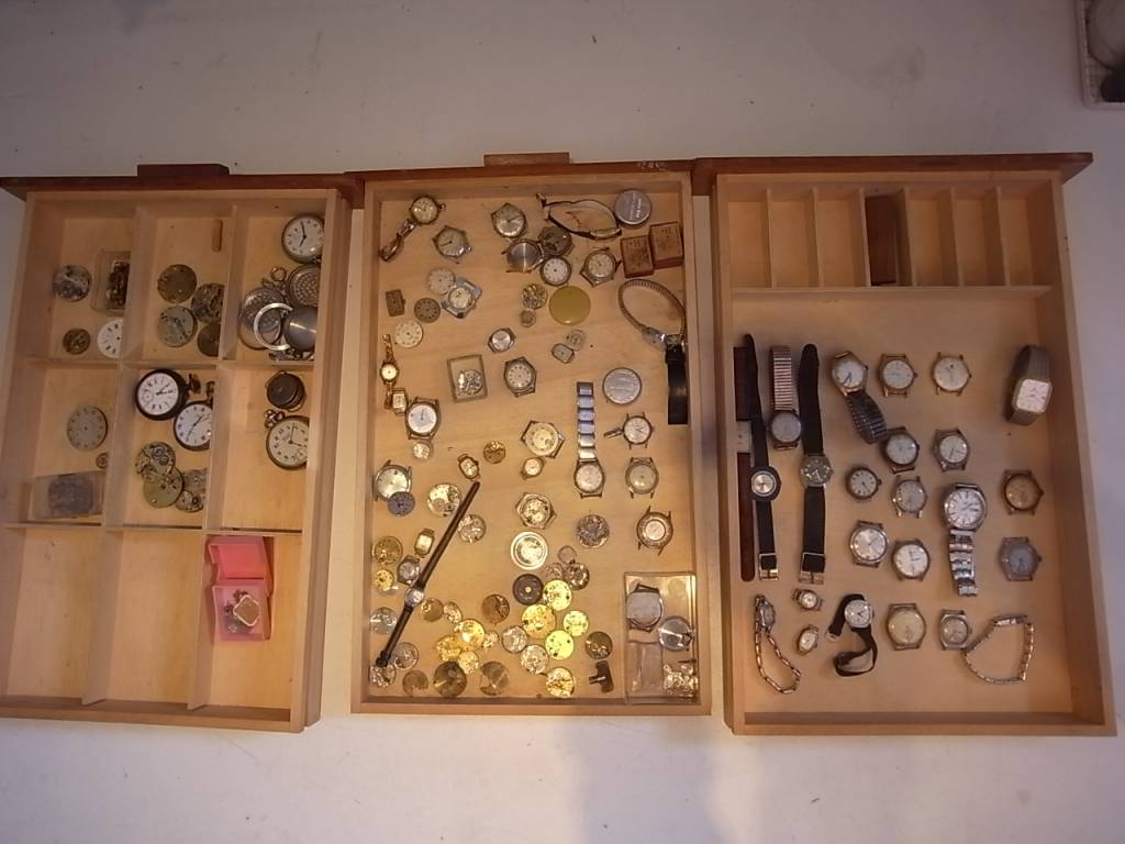 Old Watches Collection
