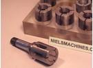 Verkauft: Schaublin 70 Unterteile: W12 Spanndorne für auswechselbare Spreihülzen