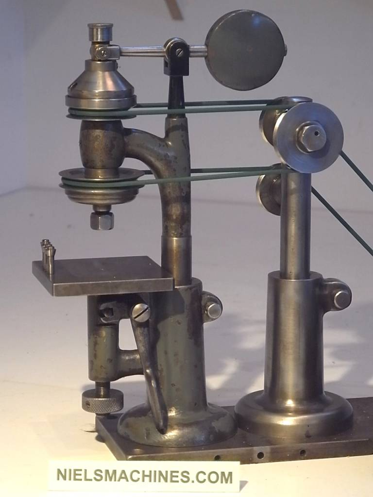 Schaublin Automatic Sensitive Tapping Drill Press For