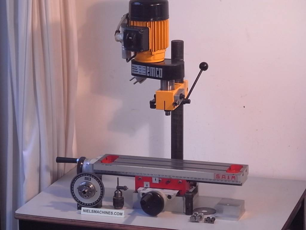 milling machine accesories