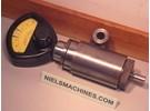 Sold: C.E. Johansson Mikrokator Comparator 1µm