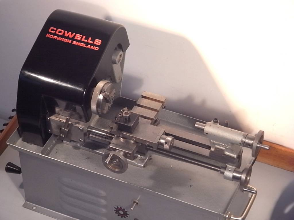 used lathe and milling machine