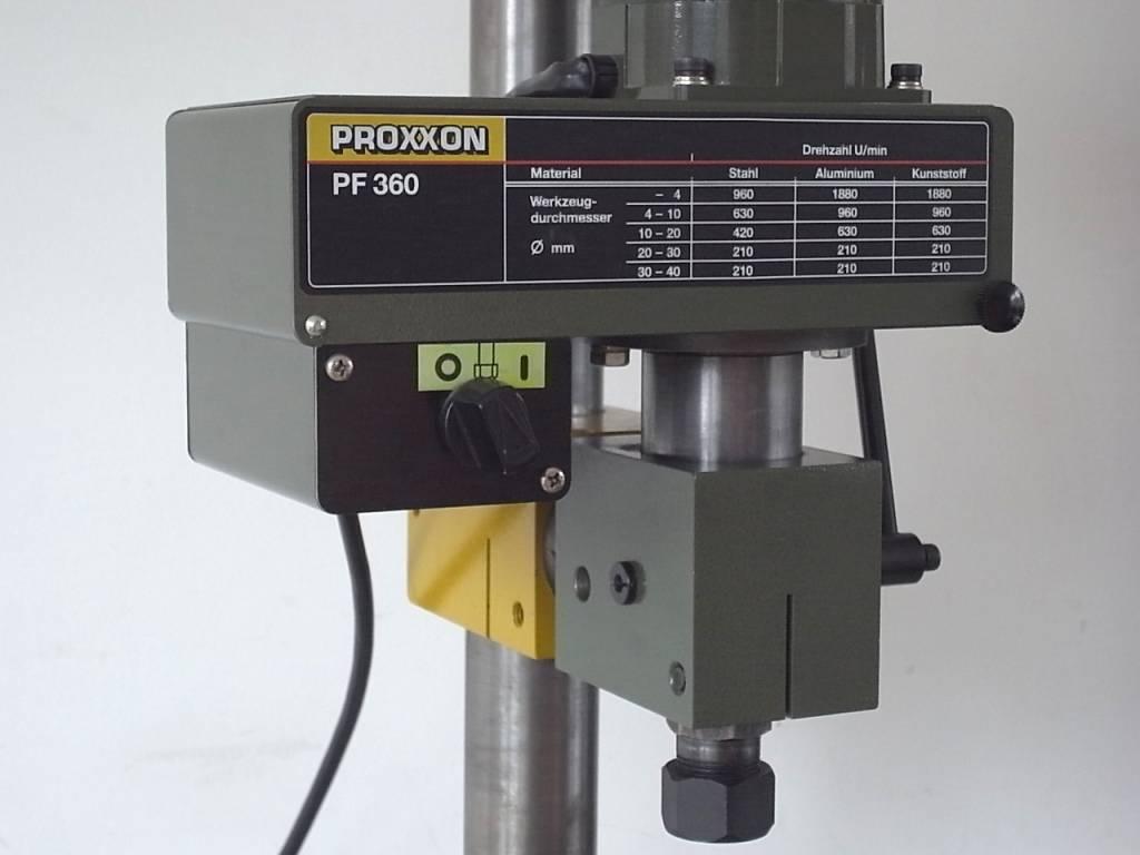 proxxon milling machine
