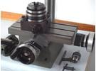 Verkauft: Proxxon PF360 Bohr und Fräsmaschine mit Rundtisch und Futter