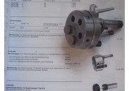 Verkauft: Schaublin 70 Zubehör: Revolverkof für 5 Werkzeughalter W12