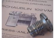 Schaublin 102VM part 102VM-103 Worm