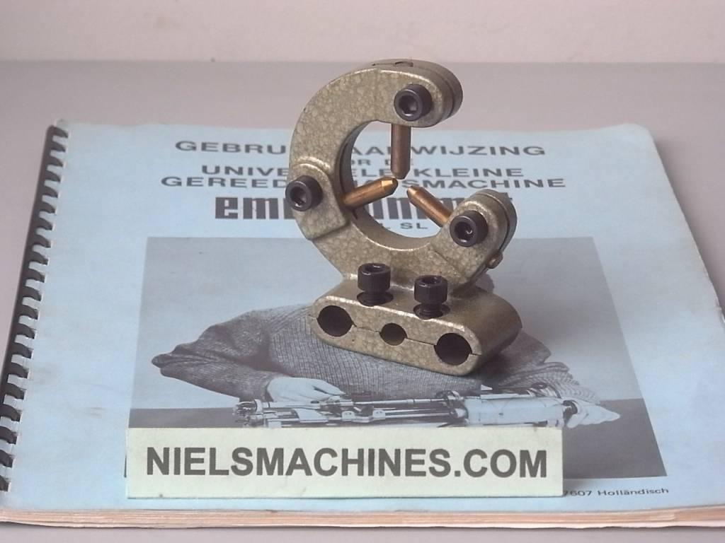 Emco Verkauft: Emco Unimat SL Lünette - Niels machines