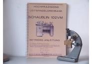 Schaublin Schaublin 102 VM Mitlaufende Lünette