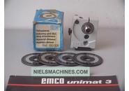Emco Verkauft: Emco Unimat 3 Teilapparat