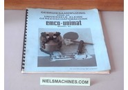 Emco Sold: Emco Unimat SL 4-Jaw Independent Chuck With Key