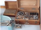Boley Sold: Boley Leinen WW 83 Watchmaker Lathe with Accessories