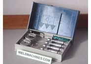 Tesa Imicro Iternal Bore Micrometer Set 3.5-6.5mm 0.001mm Threepoint